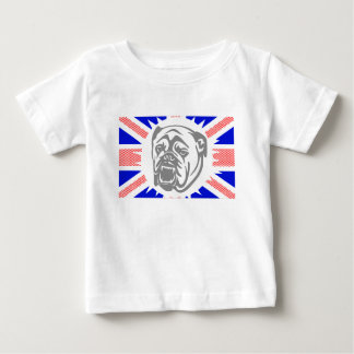 British Bulldog Baby T-Shirt