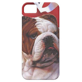 BRITISH BULLDOG CASE FOR THE iPhone 5