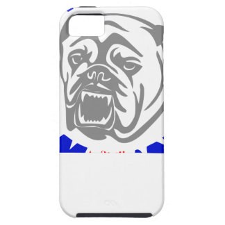 British Bulldog iPhone 5 Case