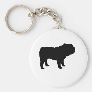 British Bulldog Key Chain