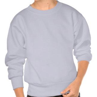 British Bulldog Pull Over Sweatshirts