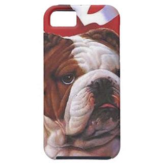 BRITISH BULLDOG TOUGH iPhone 5 CASE