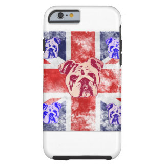 British Bulldog Tough iPhone 6 Case