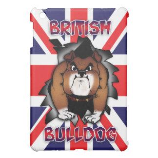 British Bulldog - Union Jack -  iPad Mini Cases