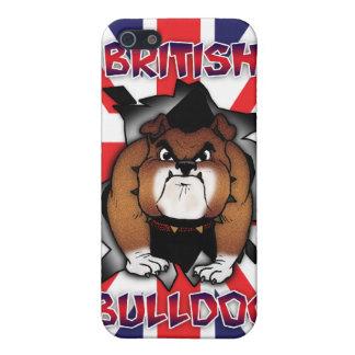 British Bulldog - Union Jack -  iPhone 5 Case