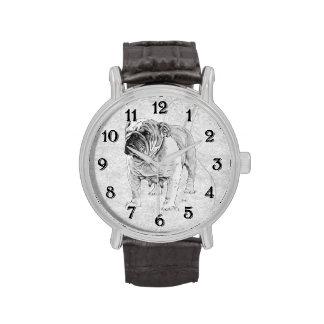 British Bulldog Wristwatches