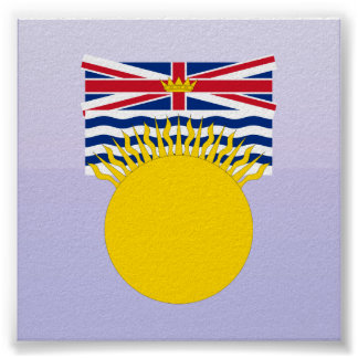British Columbia, Canada Print