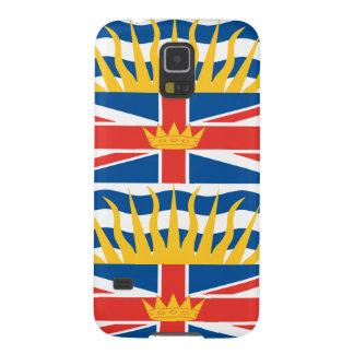 BRITISH COLUMBIA GALAXY S5 CASES