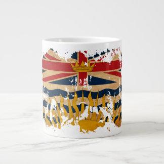 British Columbia Flag Jumbo Mug