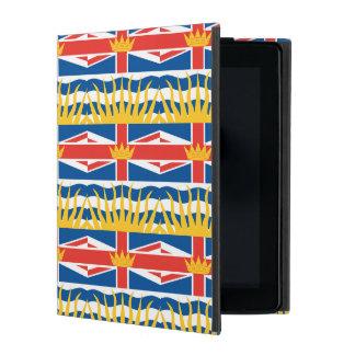 BRITISH COLUMBIA iPad FOLIO CASES