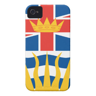 BRITISH COLUMBIA iPhone 4 CASE