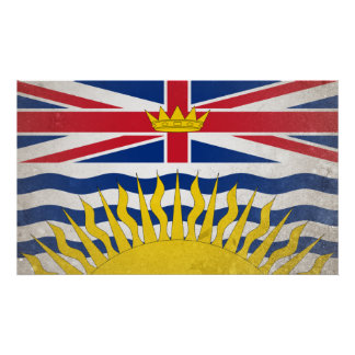 British Columbia Poster