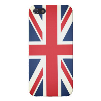 British. Cover For iPhone 5/5S