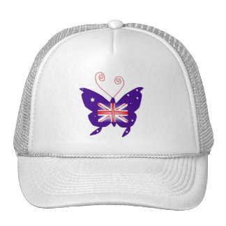 British Diva Butterfly Hats