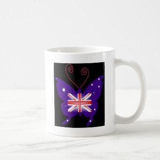 British Diva Butterfly Mug