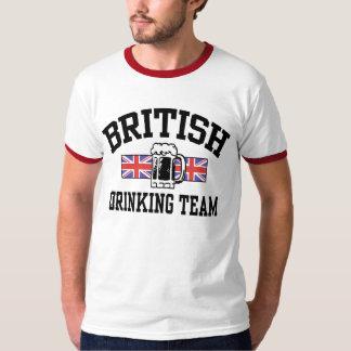 British Drinking Team T-Shirt