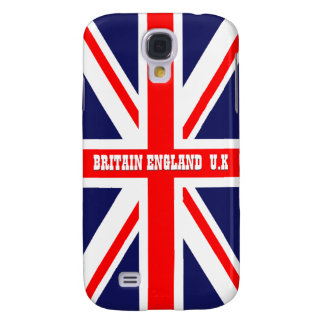 British England Union Jack Britain London flag Samsung Galaxy S4 Case