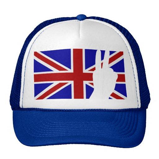 British Fingers Hat