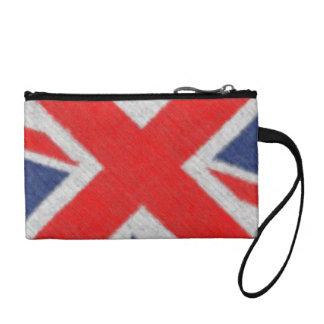 British Flag Coin Purse
