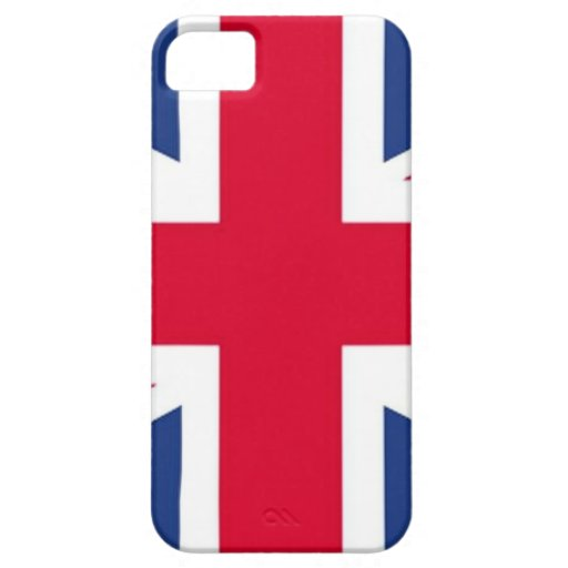 British flag Barely There™ iPhone 5 Case