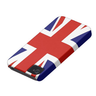 British flag BlackBerry Cases