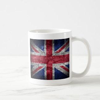 British flag. coffee mug