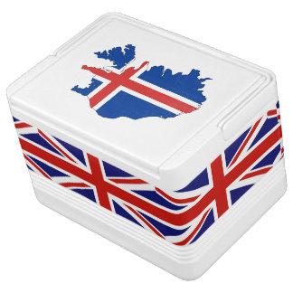 British Flag Cooler