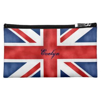 British Flag Cosmetic Bag