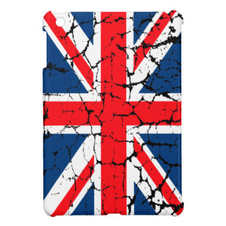 British Flag Distressed iPad Mini Cases