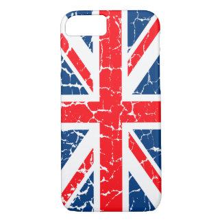 British Flag Distressed iPhone 7 Case