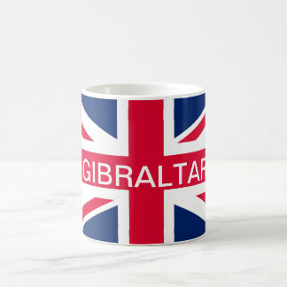 British Flag Gibraltar Mug