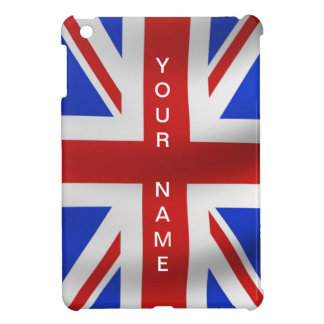 British Flag ipad Mini case