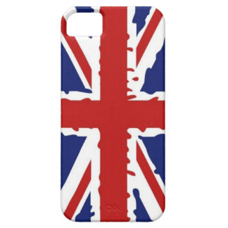 British flag iPhone 5 cover