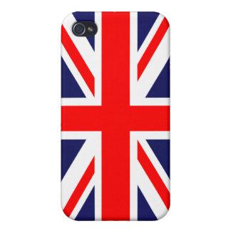 British Flag iPhone Case iPhone 4 Cases