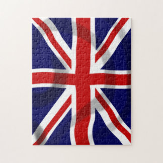 British Flag Jigsaw Puzzle