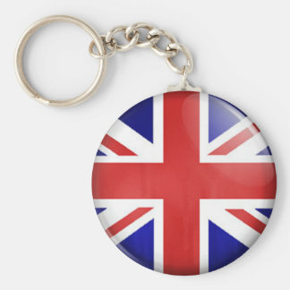 British Flag Key Chain by Burton