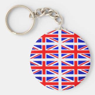 BRITISH FLAG KEY CHAINS