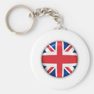 BRITISH FLAG KEYCHAINS
