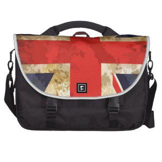 British Flag Bag For Laptop