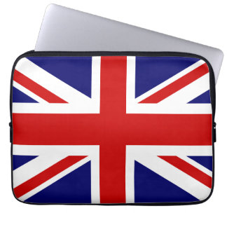 British flag laptop sleeve | Union Jack design