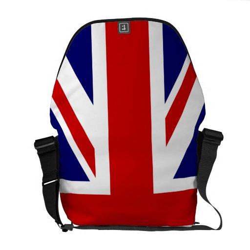 British flag messenger bag   Union jack design