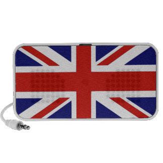 British flag mini speaker