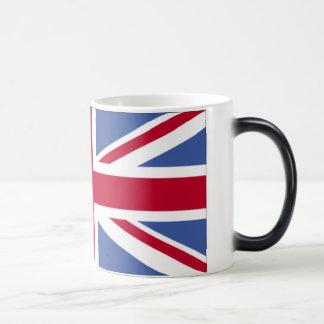 BRITISH FLAG MORPHING MUG
