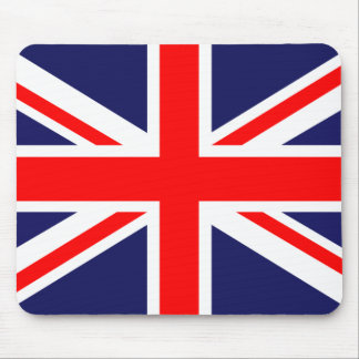 British Flag Mouse Pad