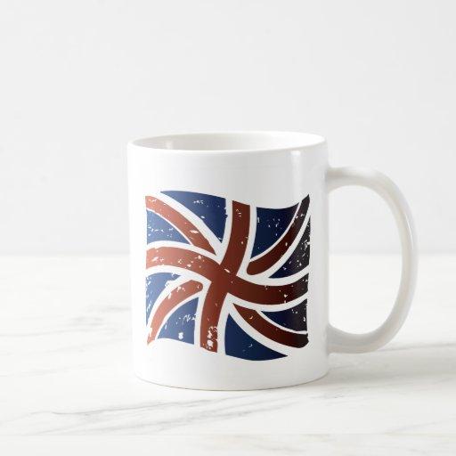 British Flag Coffee Mug
