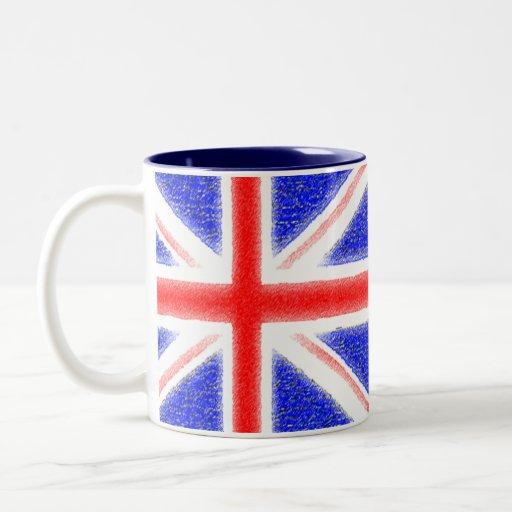 British Flag Coffee Mugs