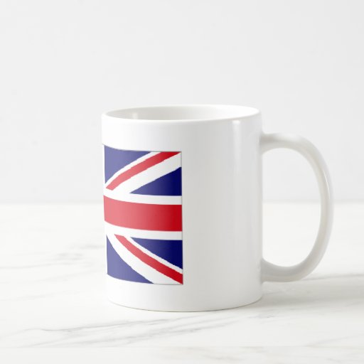 British Flag Mugs