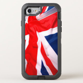 British Flag OtterBox Defender iPhone 8/7 Case