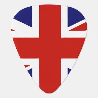 British Flag Plectrum
