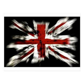 British Flag Postcards